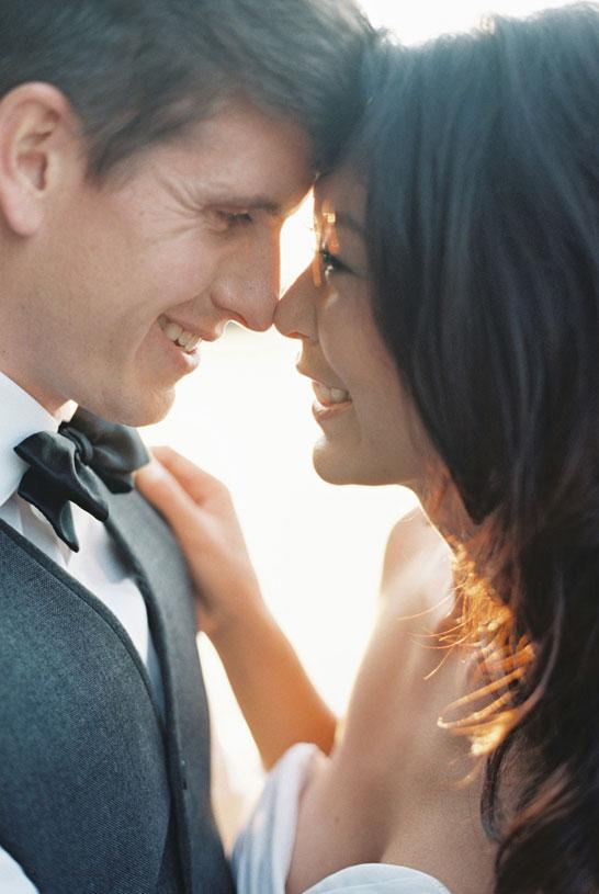 Watercolor Wedding Inspiration on TheCakeBlog.com
