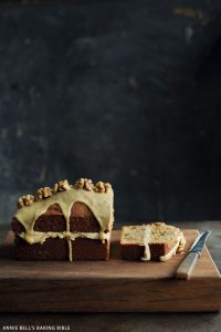 Recipe: Coffee Walnut Loaf Cake