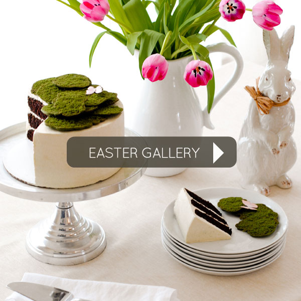 Easter Cake Projects and Recipes on TheCakeBlog.com