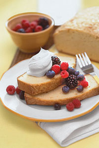 Vanilla Pound Cake | 12 Easy Loaf Cake Recipes