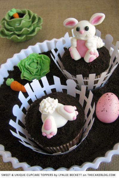 DIY : Easter Bunny Garden