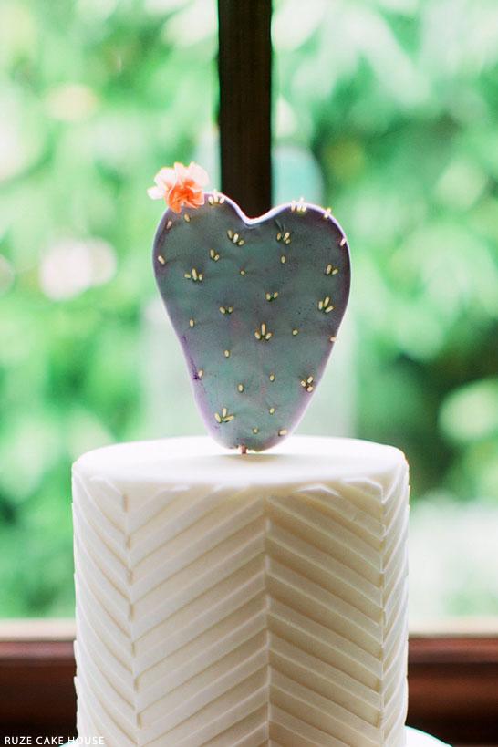 House Shaped Cake Topper