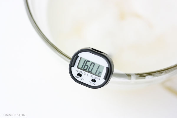 (No Meringue) Swiss Buttercream Recipe | a new approach to a classic recipe | by Summer Stone for TheCakeBlog.com