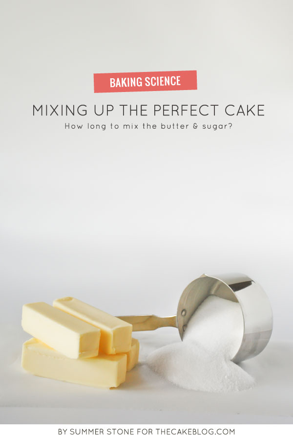 What Does Over Mixing Cake Batter Do