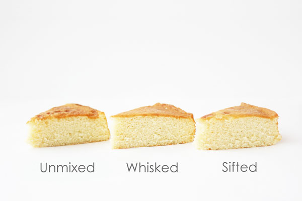 Superfine Flour Vs Cake Flour