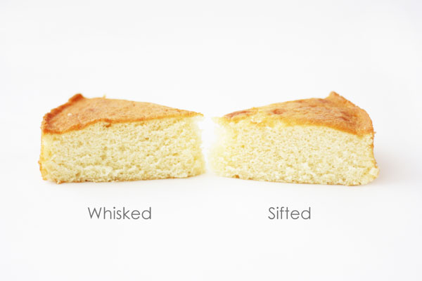 True or False? Does Sifting Make a Better Cake? | Baking Science article by Summer Stone for TheCakeBlog.com