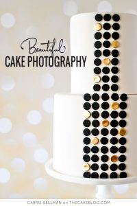 Beautiful Cake Photography