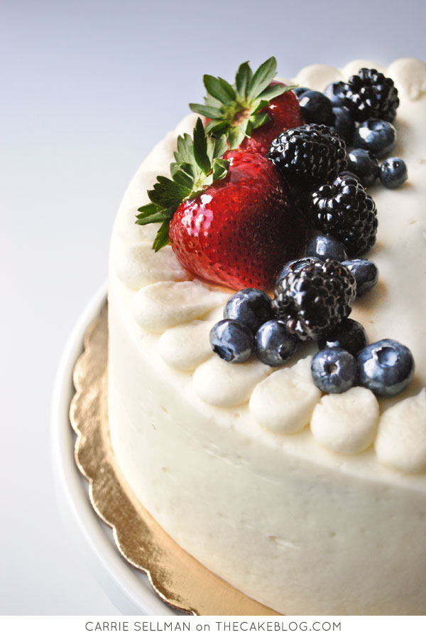 Learn to take professional looking cake photos | Beautiful Cake Photography with Carrie Sellman of TheCakeBlog.com