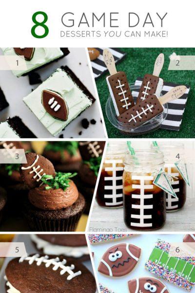 8 Game Day Desserts