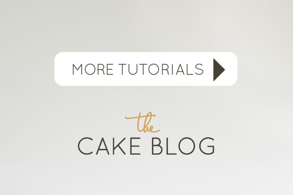DIYs and Cake Tutorials on TheCakeBlog.com