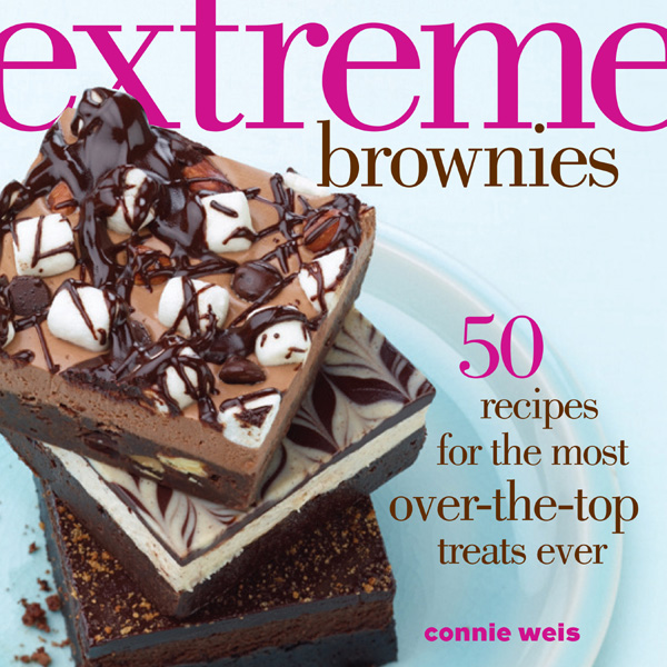 Peanut Butter Cup Brownies   by Connie Weis author of Extreme Brownies   on TheCakeBlog.com