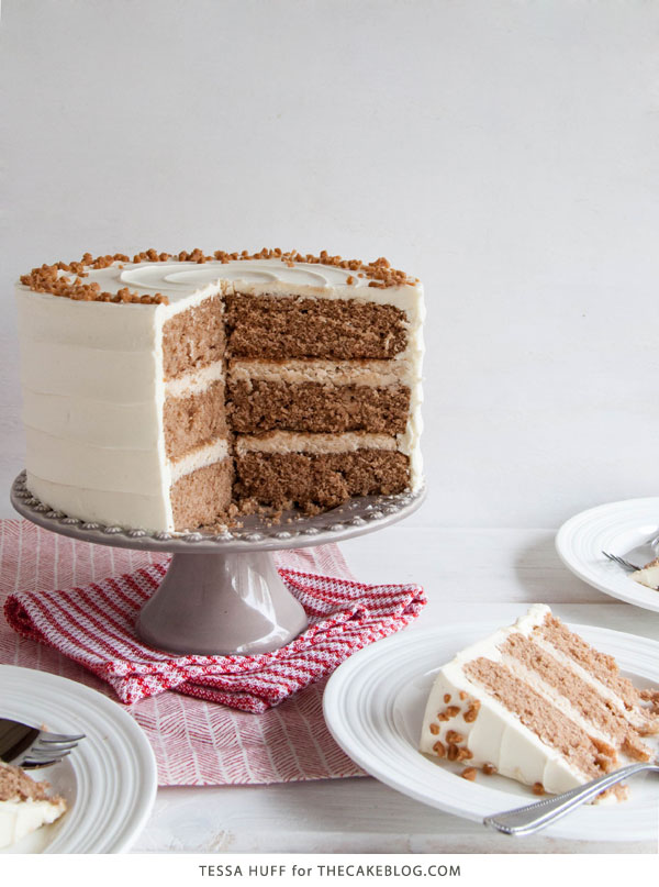 Eggnog Cake | 14 Christmas Cake Recipes You Can Make Anytime Of The Year