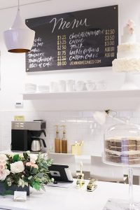 Bakery Tour | Jenna Rae Cakes | on TheCakeBlog.com