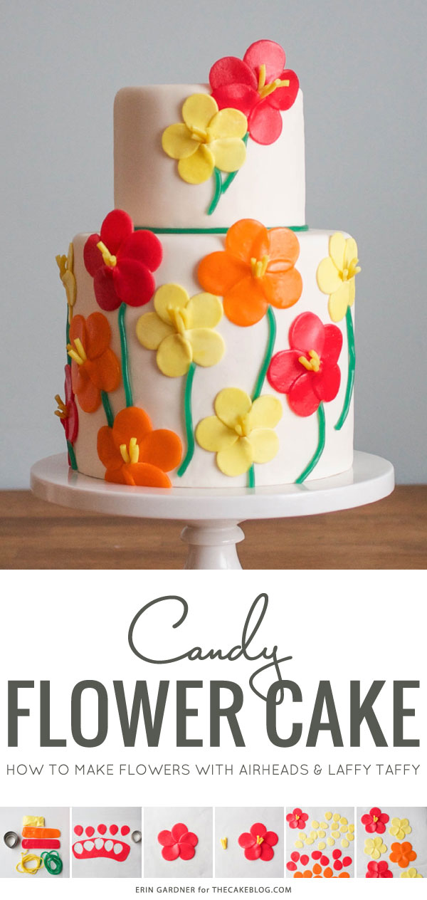 How To Make Flowers For Cakes From Fondant - Flowers Healthy
