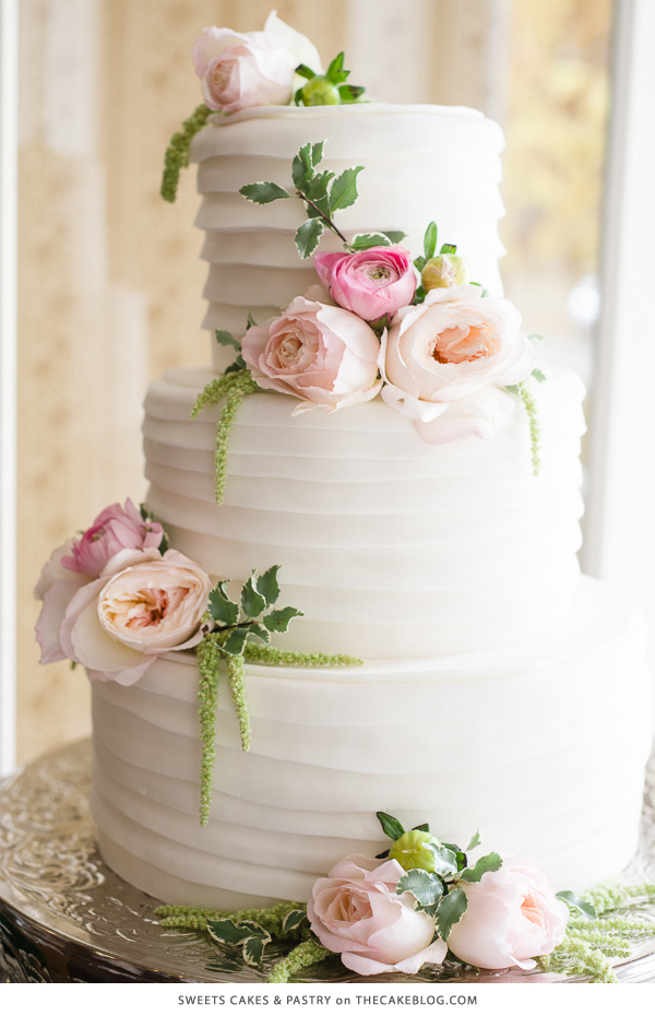 10 Flower Cakes For Spring Including This Design By Sweet Pastry On