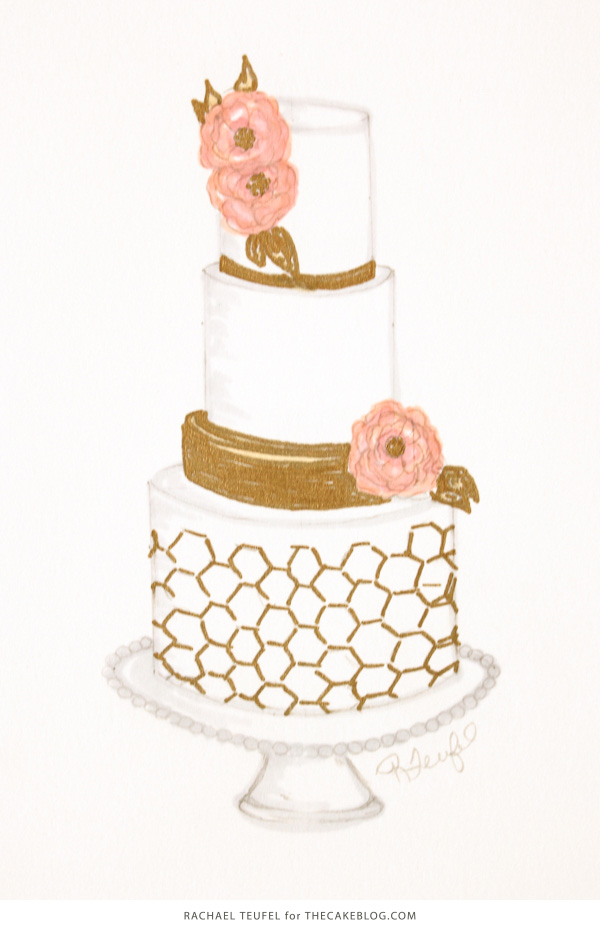 Design Tips: Proportion and Scale | by Rachael Teufel for TheCakeBlog.com