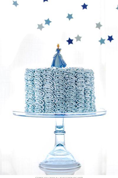 Fairytale Ruffle Cake