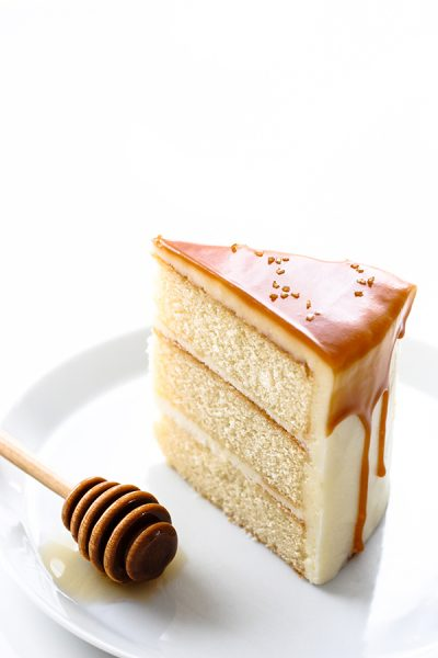 Honey Butter Cake