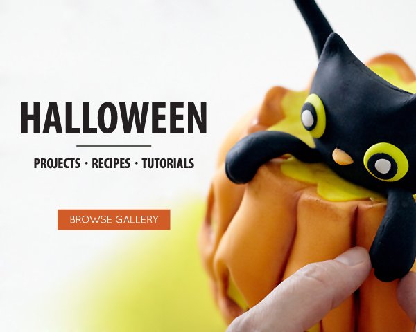 Halloween Cake Tutorials, DIYs and Recipes on TheCakeBlog.com