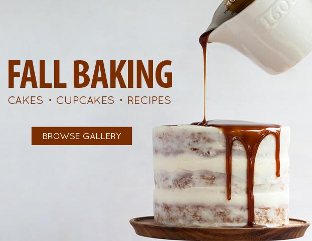 Fall Baking Gallery - Cake Recipes, Cupcake Recipes and more on TheCakeBlog.com