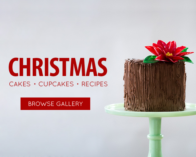 Christmas Cake Recipes and Holiday Desserts on TheCakeBlog.com