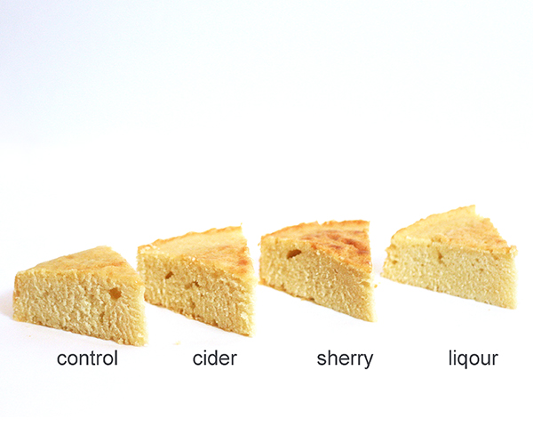 Baking With Alcohol. How to create spirited cake flavors. | Summer Stone for TheCakeBlog.com