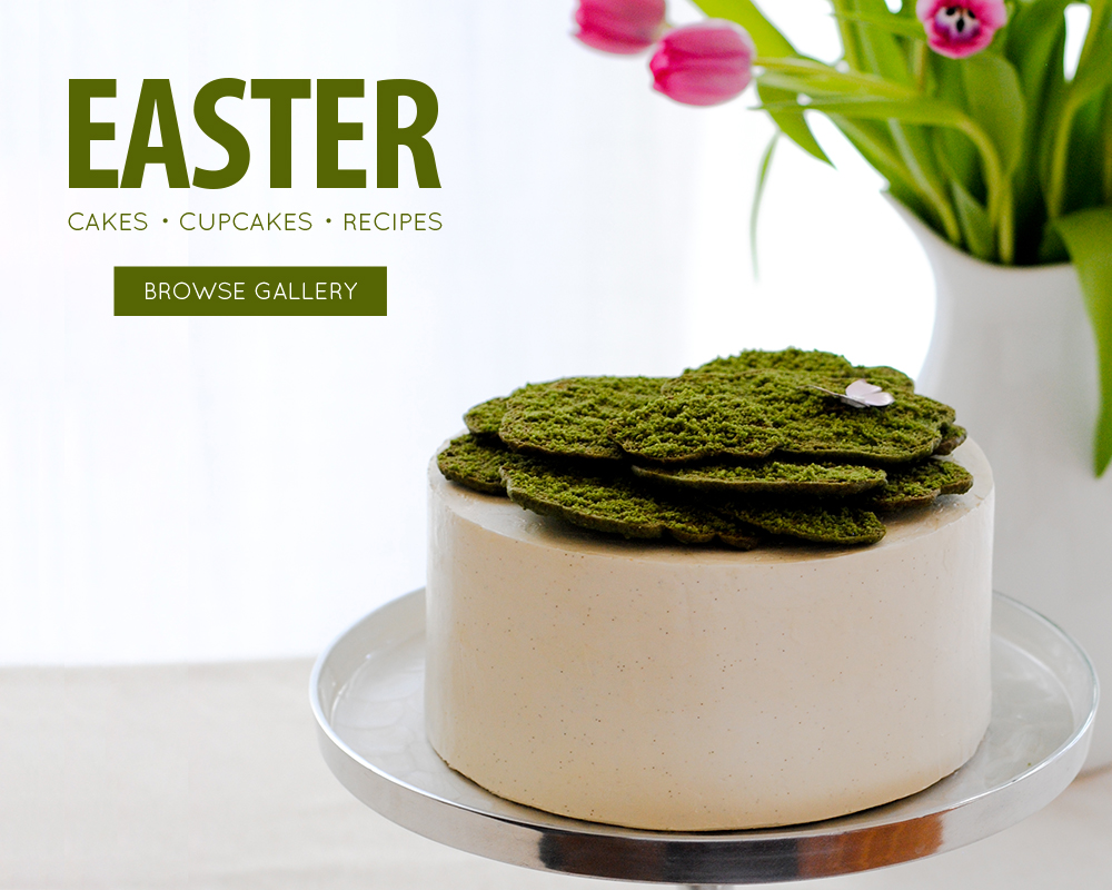 Easter Cake Recipes, Cupcake Recipes and Desserts on TheCakeBlog.com