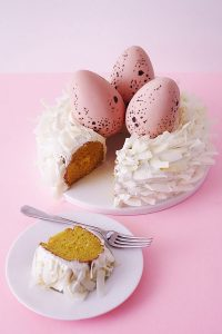 Easter Nest Cake | by Cakegirls for TheCakeBlog.com