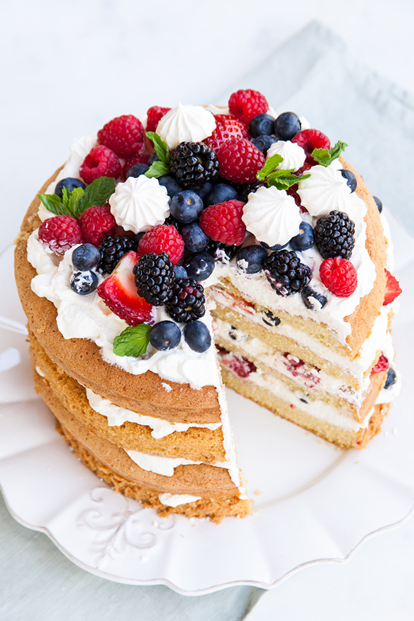 Summer Cake Gallery The Cake Blog