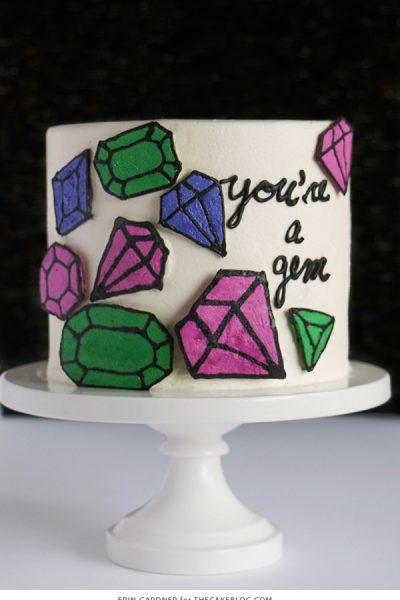 You're A Gem Cake