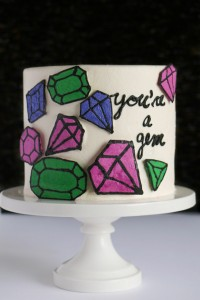 You're A Gem Cake