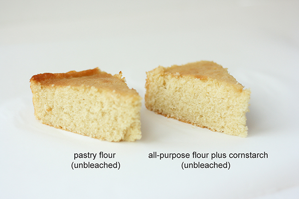 Flour To Baking Powder Ratio For Cake