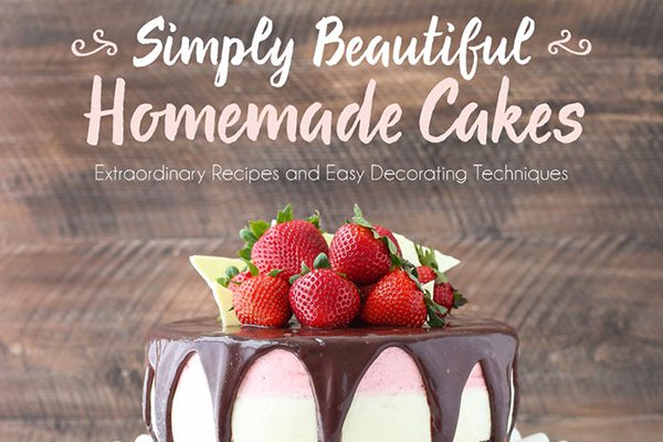 Simply Beautiful Homemade Cakes by Lindsay Conchar