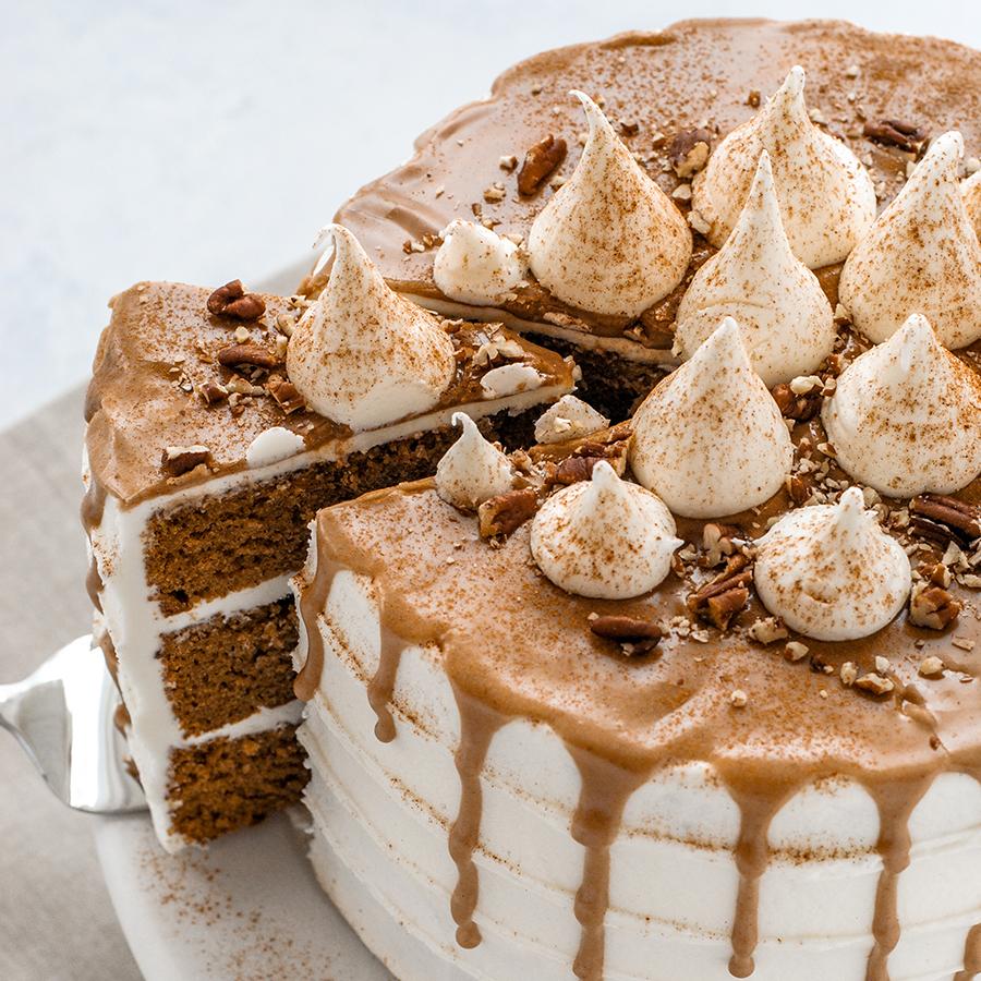 Potato Birthday Cake Recipe