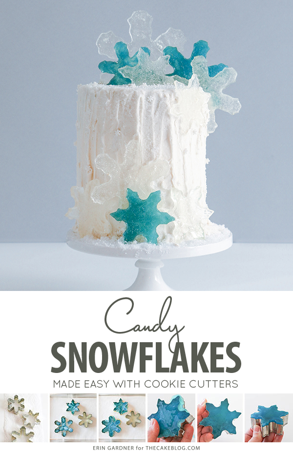 Surprising Candy Snowflakes The Cake Blog Funny Birthday Cards Online Alyptdamsfinfo