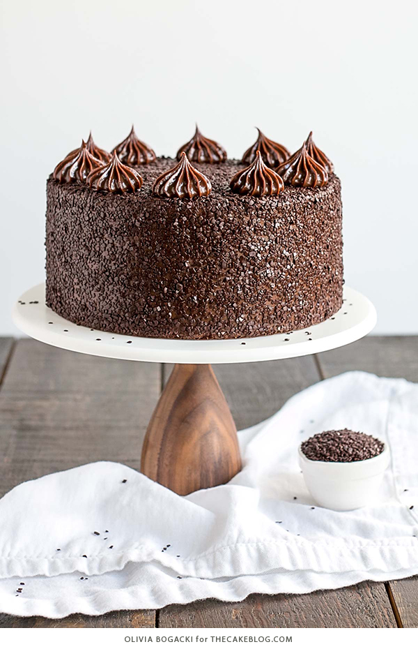 Best of 2018 - Chocolate Truffle Cake | Reader favorites on TheCakeBlog.com