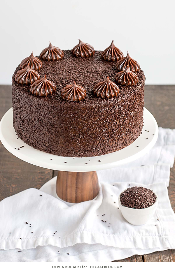 Chocolate Truffle Cake Images : Chocolate Truffle Cake