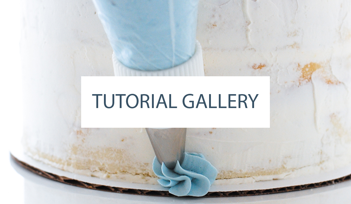 Cake Decorating Tutorials on TheCakeBlog.com