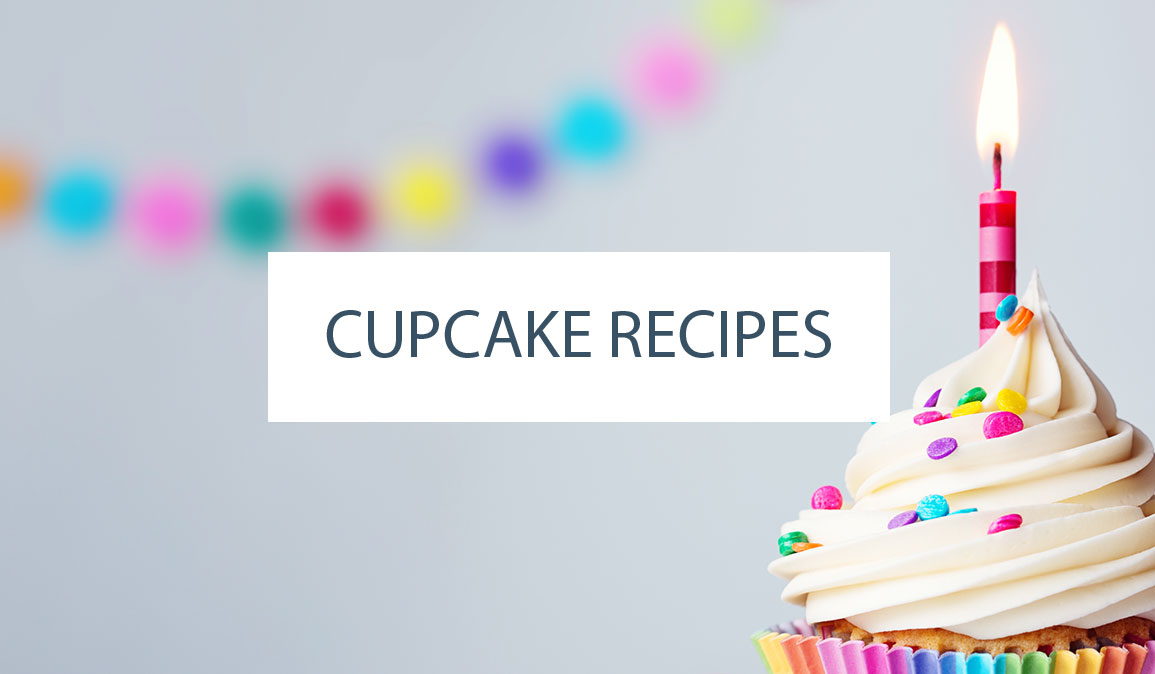 Cupcake Recipes on TheCakeBlog.com