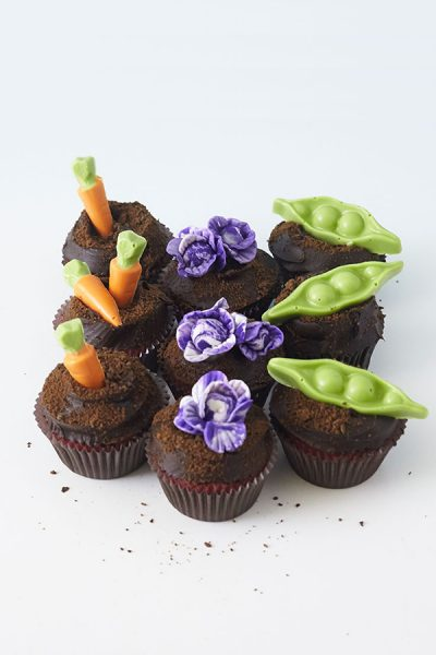 Garden Cupcakes