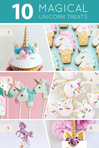 10 Magical Unicorn Treats