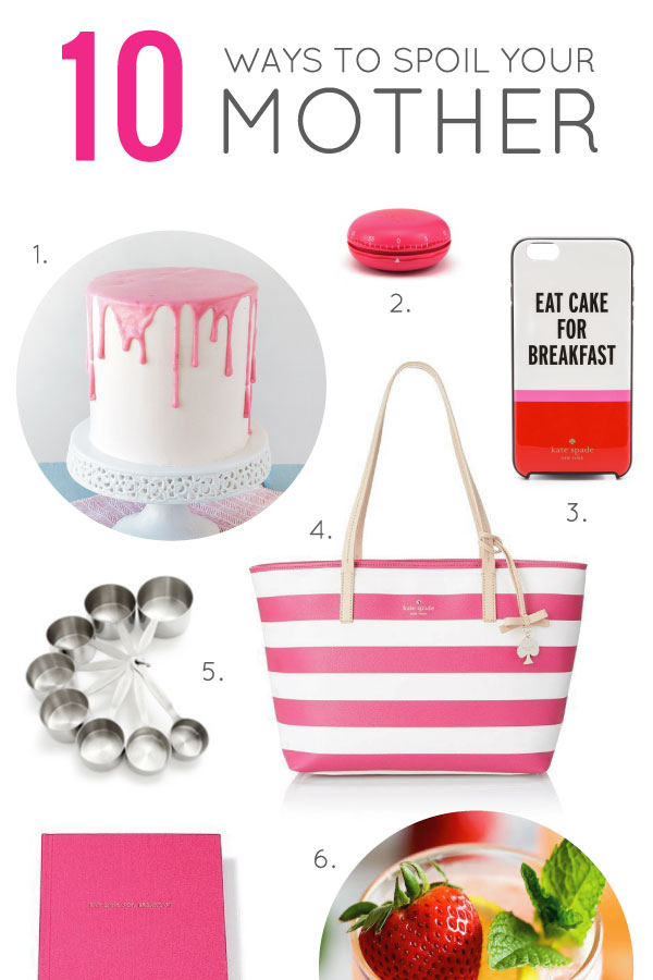 Mother's Day Gift Ideas | thecakeblog.com