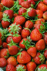 Strawberry Picking | on TheCakeBlog.com