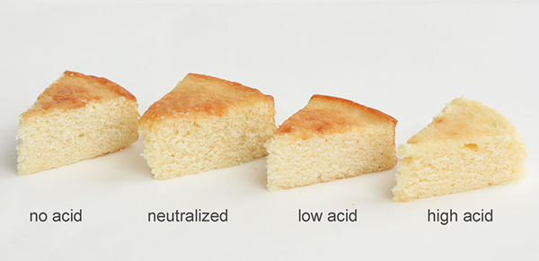 Acids in Baking - how acidic ingredients like lemon, chocolate and buttermilk affect a cake recipe | by Summer Stone for TheCakeBlog.com
