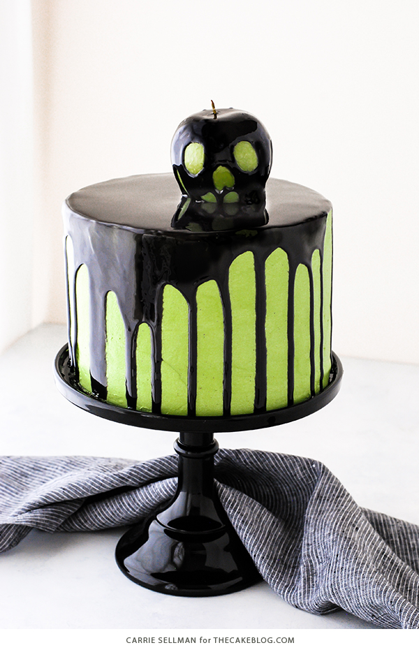 Easy Halloween Cake Ideas For Kids