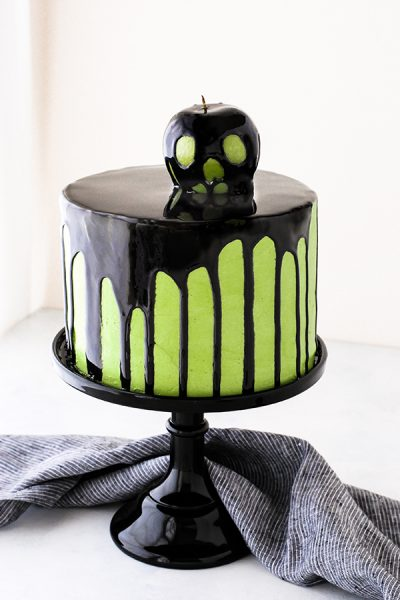 Poison Apple Cake