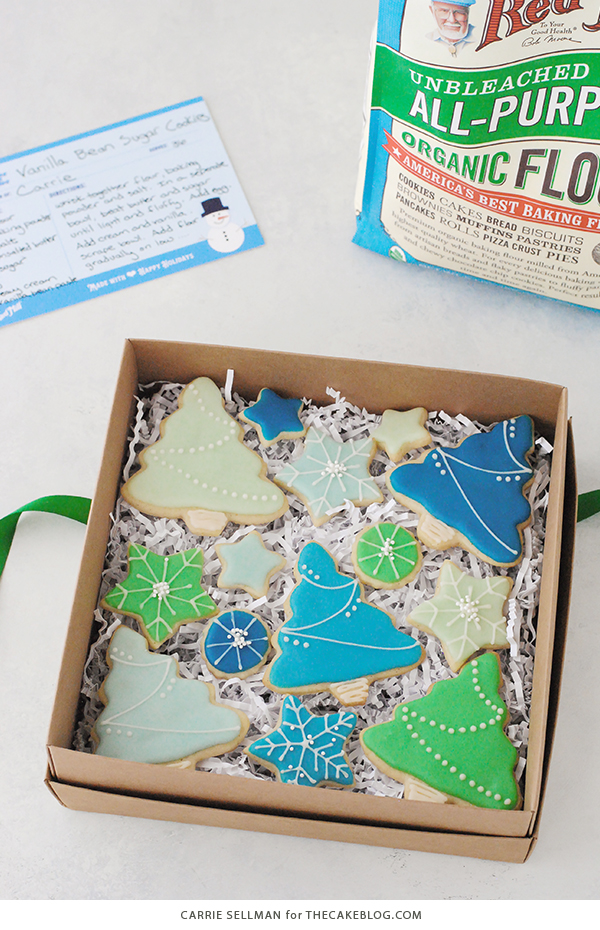 Decorated Sugar Cookies The Cake Blog