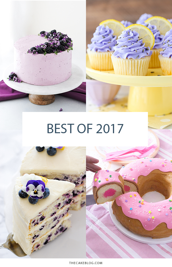 Best of 2017 | on TheCakeBlog.com