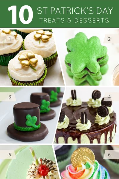 10 St. Patrick's Day Treats